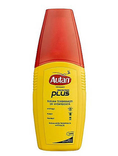 AUTAN PUMP SPRAY PROTECTION