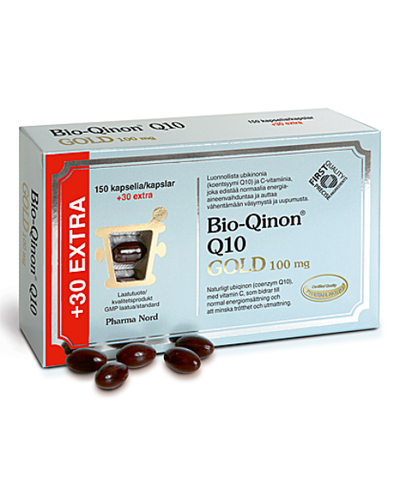 BIO-QINON Q10 GOLD 100 MG