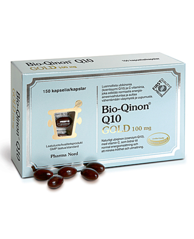 BIO-QINON Q10 GOLD 100MG