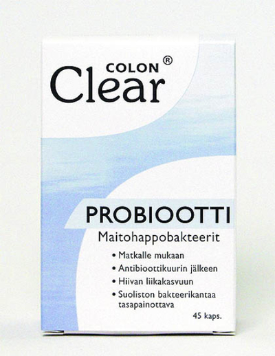 COLON CLEAR PROBIOOTTI