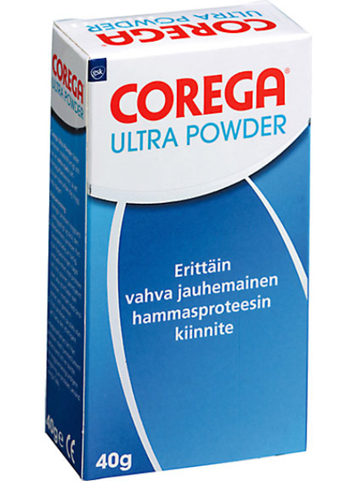 COREGA ULTRA POWDER