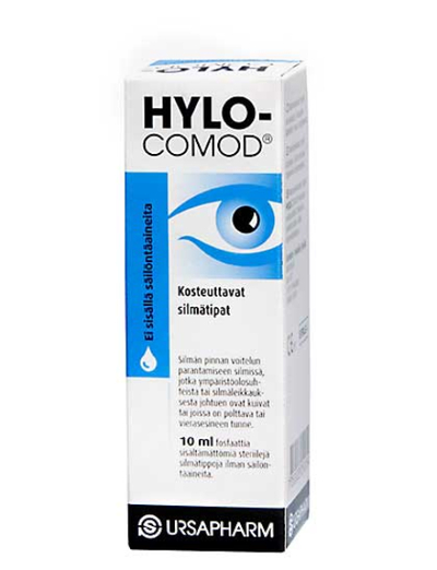 HYLO-COMOD SILMÄTIPAT/EYE DROP