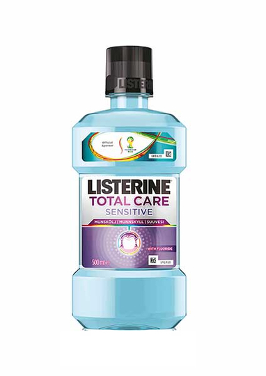 LISTERINE TOTAL SENSITIVE