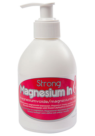 MAGNESIUM IN STRONG