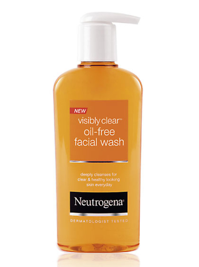 NEUTROGENA V/C FACIAL WASH
