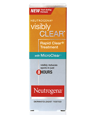 NEUTROGENA V/C RAPID CLEAR