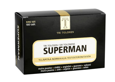 TRI TOLOSEN SUPERMAN